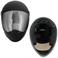 TSG Pass Solid Color Helm (flat black)