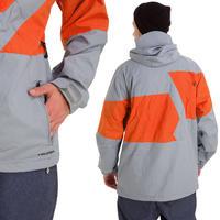 Volcom Atlantic Pacific Snowboard Jacket (grey)
