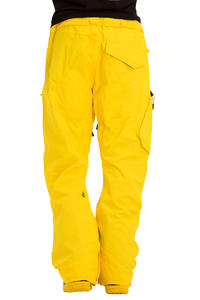 Volcom Ventral Snowboard Hose (yellow)
