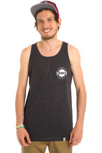 SK8DLX Stamp Tank-Top (heather charcoal)