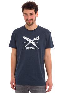 Iriedaily Daily Flag T-Shirt (night sky)