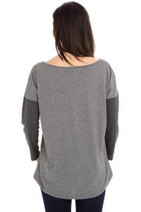 Iriedaily Ringel Pocket Longsleeve women (grey melange)