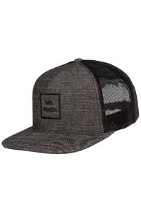RVCA VA All The Way III Trucker Cap (black)