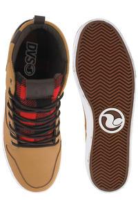 DVS Elm Suede Shoe (tan buffalo)