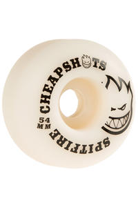 Spitfire Cheapshots 54mm Rollen (white) 4er Pack