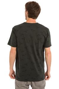 Cleptomanicx Birdy T-Shirt (pirate black)