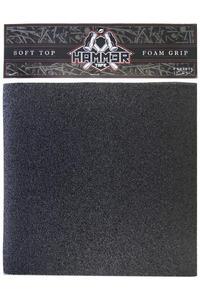 "Landyachtz Hammer 11"" x 11"" Soft Top Foam Griptape (black) 4 Pack"