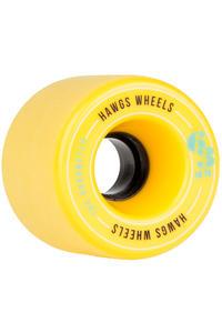 Hawgs Fatty 63mm 78A Rollen (yellow) 4er Pack