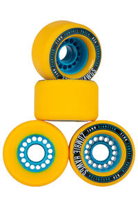 Hawgs Zombies 76mm 82A Wheel 2014 (yellow) 4 Pack