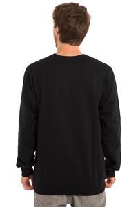 Cleptomanicx Gigazitrone Sweatshirt (black)