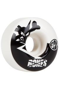 Bones SPF Too Tone 53mm Rollen 4er Pack  (white)
