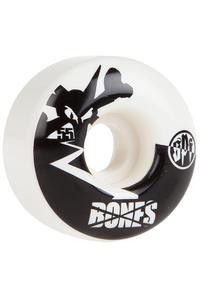 Bones SPF Too Tone 55mm Rollen (white) 4er Pack