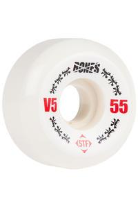 Bones STF-Sidecut V5 55mm Rollen 4er Pack  (white)