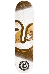 """Über Skateboards Art Class Tonal 7.875"""" Deck (brown)"""