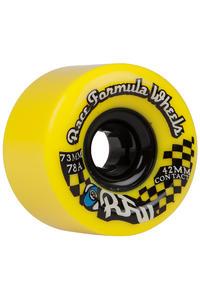 Sector 9 Race Formula 73mm 78A CS Wheel 2015 (yellow) 4 Pack