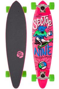 """Sector 9 The Swift 34.5"""" (87,63cm) Komplett-Longboard 2014 (pink)"""