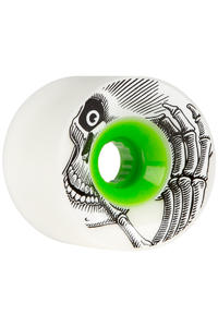 These K Rimes Stage 1 KRF 727 72mm 78A Rollen (white green) 4er Pack