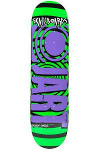 "Jart Skateboards Mini Size 7.25"" Deck (green)"