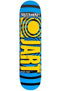 "Jart Skateboards Mini Size 7.375"" Deck (blue)"