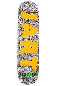 "Jart Skateboards Leaves Logo 8"" Deck (yellow)"
