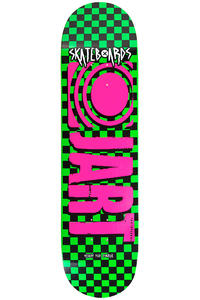 "Jart Skateboards Super Size Me 8.25"" Deck (green pink)"