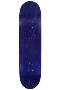 """Jart Skateboards Super Size Me 8.5"""" Deck (orange blue)"""