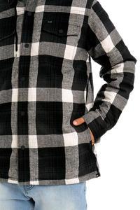 Hurley Ronin Hemd mit Kapuze  (black)