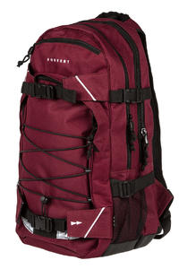 Forvert Laptop Louis Rucksack 27L (burgundy)