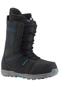 Burton Invader Boot 2014/15  (black cyan)