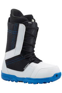 Burton Invader Boot 2014/15  (white black blue)