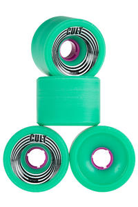 Cult Drifto 72mm 86,66A Rollen 4er Pack  (green)