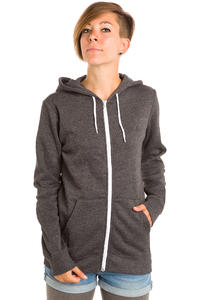 Element Erin Zip-Hoodie women (charcoal heather)