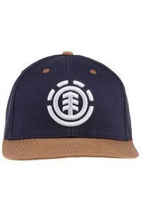 Element Knutsen Snapback Cap (indigo)