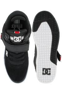 DC RD X Mid Schuh (black white)