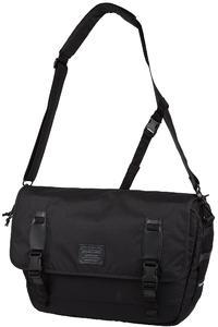 Burton Flint Messenger Tasche (true black triple ripstop)