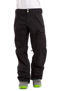 Burton Covert Snowboard Hose (true black)