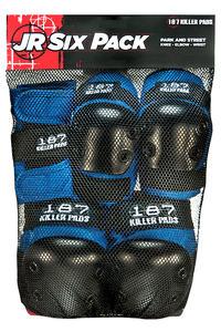 187 Killer Pads Protection Junior Schützer-Set kids (blue)