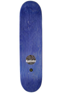 "Girl Mariano Paint It Black 8.125"" Deck (black)"