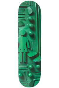 "Girl Koston Paint It Black 8.25"" Deck (green)"