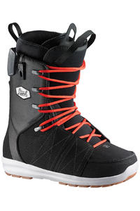 Salomon Launch Fat Lace Boot 2014/15  (black racing red white)