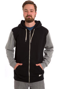 Vans Core Basics Zip-Hoodie (colorblock)