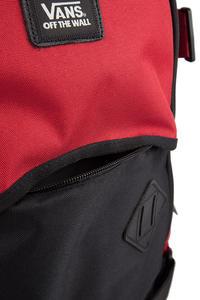Vans Transient II Rucksack 25L (red black)