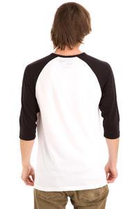 Vans Choise Threads 3/4 Longsleeve (white black)
