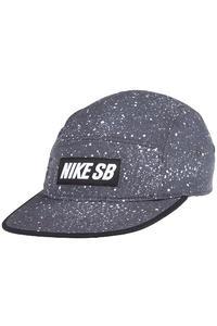 Nike SB Speckle 5 Panel Cap (black black)
