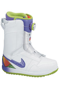 Nike SB Vapen X Boa Boot 2014/15  women (white purple haze fierce green)
