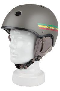 PRO-TEC Classic Snow-Helm (rasta stripe)