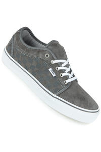 Vans Chukka Low Suede Shoe (checkers grey white)