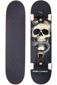 "Powell-Peralta Skull & Snake 7.625"" Komplettboard (grey)"