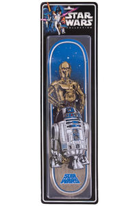 "Santa Cruz x Star Wars Droids Collectible 8.375"" Deck"