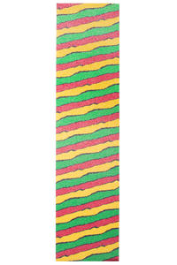 Gator Grip Color 115cm Griptape (rasta)